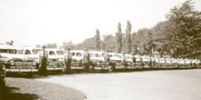 En 1955, la Compagnie d'assurance Belair inc. est fondée par l'Association de Taxi Diamond de Montréal ltée. (Groupe CNW/Belairdirect)