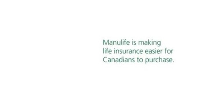 VIDEO: Manulife First Again With Insurance Innovations