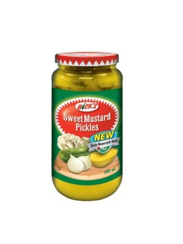 Bick's Sweet Mustard Pickles (CNW Group/Bick's Sweet Mustard Pickles)