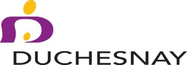 Logo : Duchesnay inc. (Groupe CNW/Duchesnay inc.)