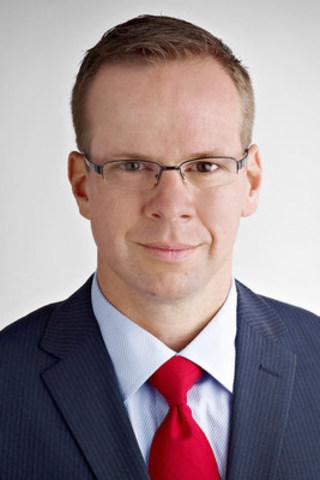 Frank Mariage, Président du conseil d'administration de l'AEMQ (Groupe CNW/Association de l'exploration minière du Québec (AEMQ))