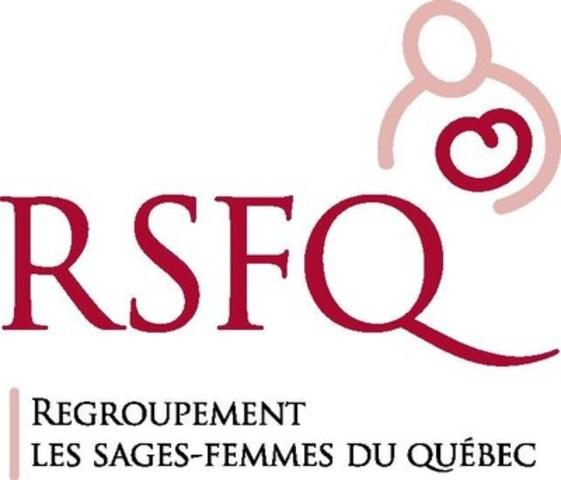Regroupement Les Sages-femmes du Québec (RSFQ) (Groupe CNW/CSN)