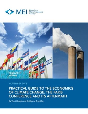 Practical Guide to the Economics of Climate Change (CNW Group/Montreal Economic Institute)