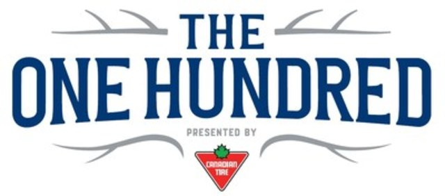 The One Hundred presented by Canadian Tire (CNW Group/Maple Leaf Sports & Entertainment Ltd.)