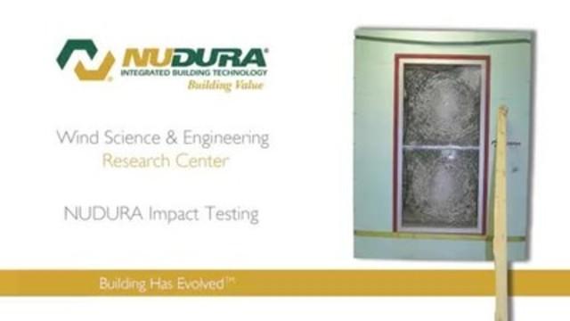 NUDURA Impact Test
