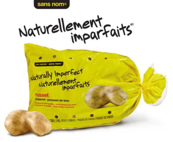 Pour réaffirmer son engagement d'offrir à ses consommateurs des produits de qualité à prix abordable, les bannières Maxi et Maxi & Cie proposent des pommes de terre du Québec de marque sans nom(MD) Naturellement imparfaits(MC). (Groupe CNW/Provigo, membre du groupe Loblaw)