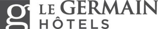 Logo : Le Germain Hôtels (CNW Group/Groupe Germain)