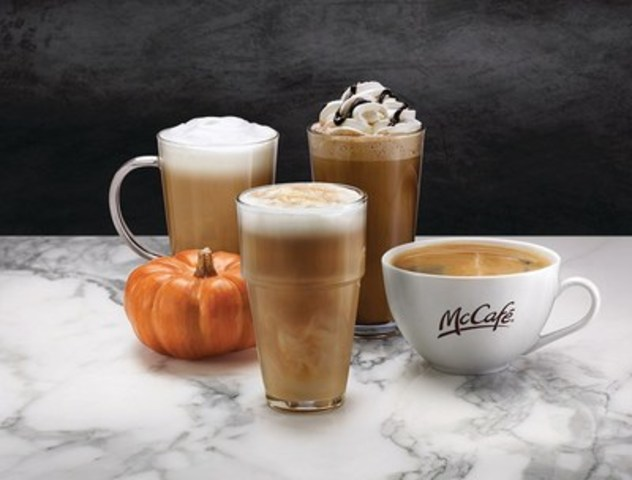 McDonald's Canada announces a new way to café with its McCafé specialty beverage line-up, including a new espresso bean blend sourced from Central and South America, and now Indonesia. (CNW Group/McDonald's Canada)