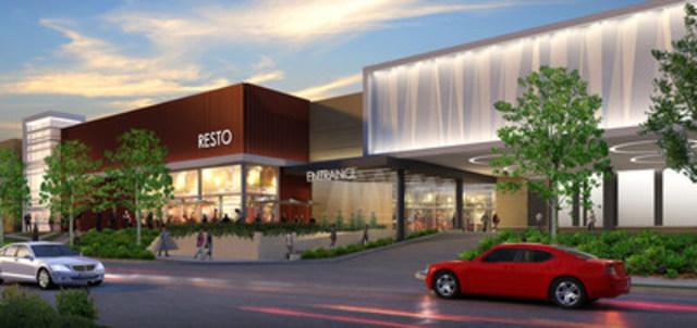 Mayfair Shopping Centre (Groupe CNW/Ivanhoé Cambridge)