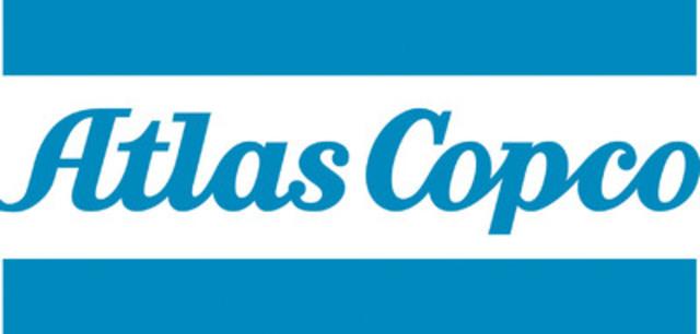 Atlas Copco celebrates 140 years of industry innovation. (CNW Group/ATLAS COPCO CANADA)