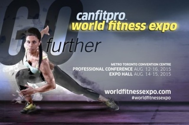 The world fitness expo is an event for fitness professionals, business owners/managers, and fitness consumers alike.  The best in the industry come together in Toronto for a full weekend of learning and networking. (CNW Group/Canadian Fitness Professionals Inc. (canfitpro))