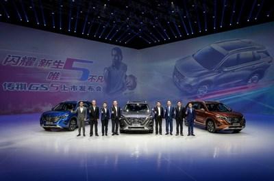انتهى وقت الانتظار: وصول السيارة الرياضية الجديدة العالية الأداء جي أس 5 من جي أيه سي موتور