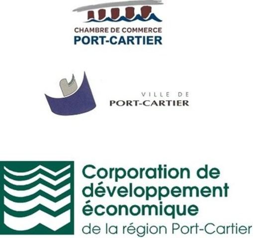 Logo (Groupe CNW/Corporation de développement économique de la région Port-Cartier)