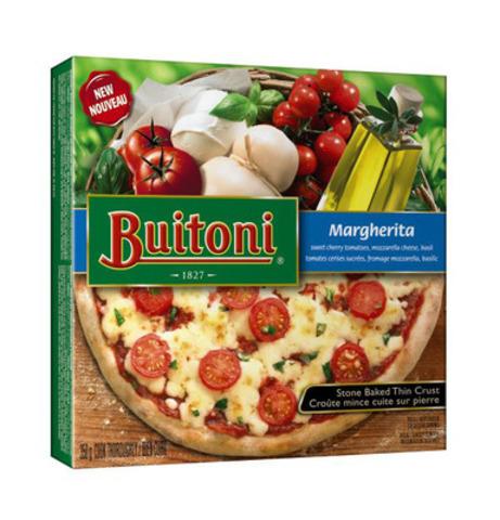 BUITONI Margherita (Groupe CNW/Nestle Canada Inc.)