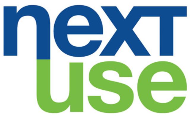 NextUse Recycling Ltd. Logo (CNW Group/NextUse Recycling Ltd.)
