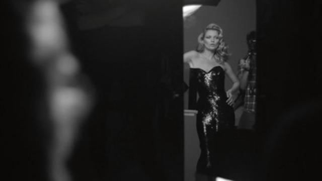Kate Moss - Kérastase's new ambassador. (CNW Group/Kérastase)