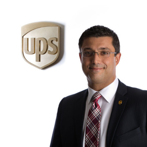 Paul Gaspar, small business director, UPS Canada. (CNW Group/UPS Canada Ltd.)