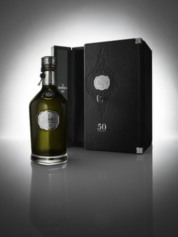 Glenfiddich 50 Year Old Released in Vancouver, British Columbia (CNW Group/William Grant & Sons Ltd.)