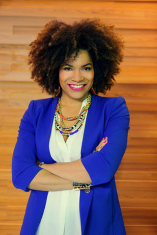 Big Brother Canada Host, Arisa Cox. (CNW Group/Shaw Media)