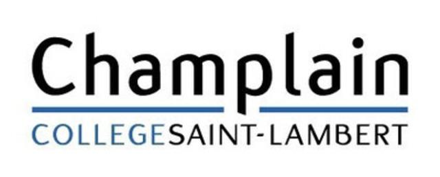 Champlain College-Saint-Lambert (CNW Group/CHAMPLAIN COLLEGE SAINT-LAMBERT)