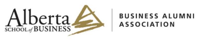 Logo (CNW Group/University of Alberta - Alberta School of Business)