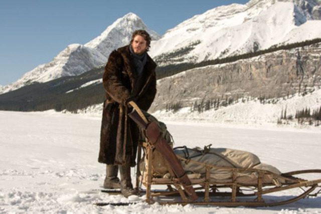 Stake your claim. KLONDIKE - an epic three-night television event - premieres on Discovery Jan. 20-22 (CNW Group/Discovery)