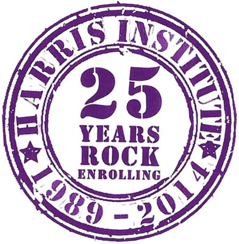 25 Years Rock Enrolling (CNW Group/Harris Institute)