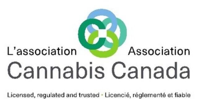 Logo: Cannabis Canada Association (Groupe CNW/Association Cannabis Canada) (Groupe CNW/Association Cannabis Canada)