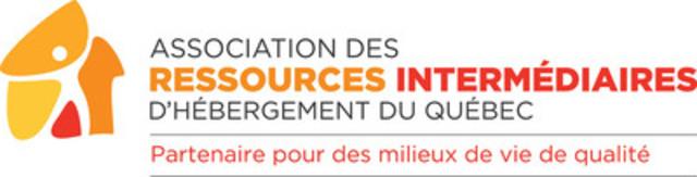 Logo (Groupe CNW/Association des ressources intermédiaires d'hébergement du Québec)