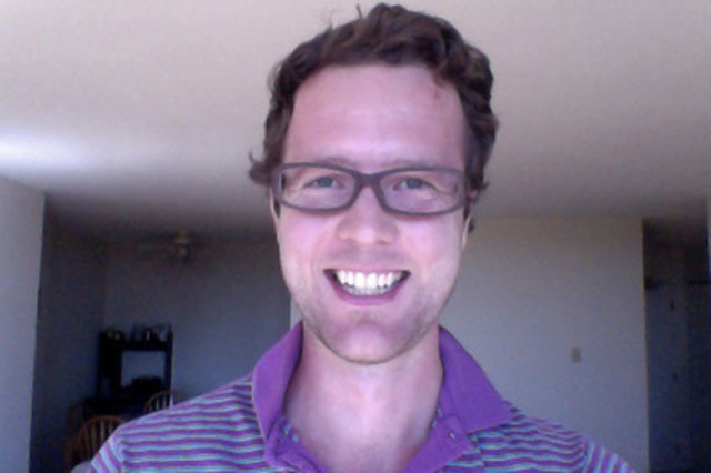 Third-prize blog winner is Daniel Bryce. (CNW Group/Canadian Wind Energy Association)