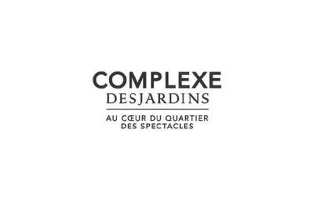 Logo: Complexe Desjardins (Groupe CNW/La Cage - Brasserie sportive)