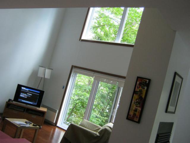 Portes et fenêtres en PVC-vinyle homologuées ENERGY STAR(R) - Photo 2 (Groupe CNW/ASSOCIATION CANADIENNE DE L'INDUSTRIE DES PLASTIQUES)