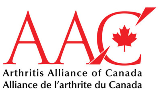 Arthritis Alliance of Canada. (CNW Group/Arthritis Alliance of Canada)