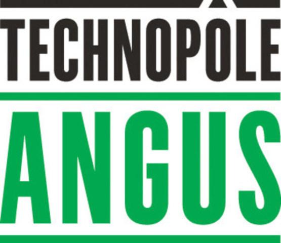 Logo (CNW Group/Technopôle Angus)