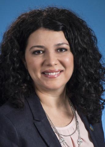 Filomena Rotiroti, Députée de Jeanne-Mance-Viger, Adjointe parlementaire de la ministre de l'Immigration, de la Diversité et de l'Inclusion (Groupe CNW/Société de développement commercial Jean-Talon Est)
