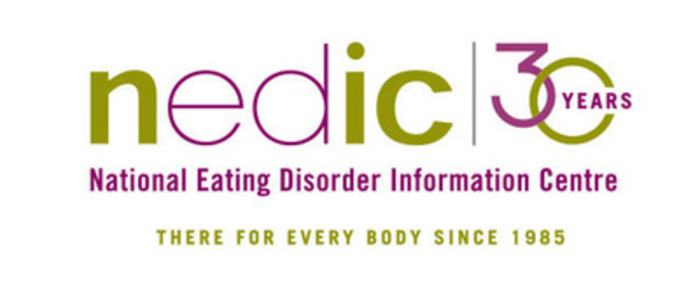 National Eating Disorder Information Centre (CNW Group/National Eating Disorder Information Centre)