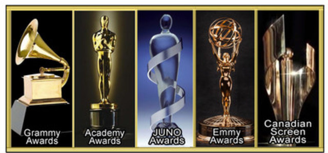 Alumni Up For All Major Awards (CNW Group/Harris Institute)