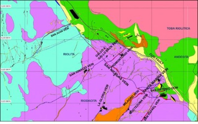 Figure 6 – Regional Overview Cusi (CNW Group/Sierra Metals Inc.)