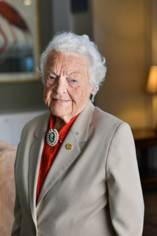 Revera has appointed Hazel McCallion as Chief Elder Officer. (CNW Group/Revera Inc.)