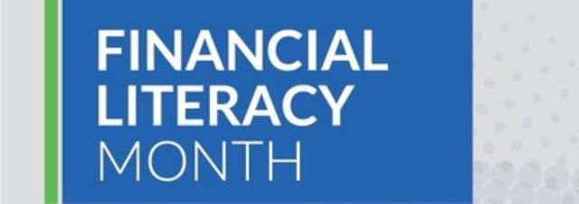 Financial Literacy Month 2015 Logo (CNW Group/Money Mentors)