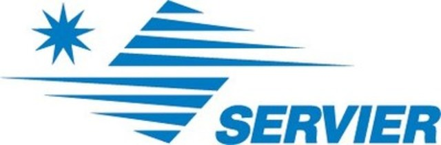 LOGO : Servier Canada Inc. (Groupe CNW/Servier Canada Inc.)