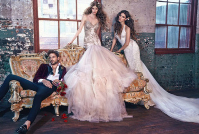 Galia Lahav - Les Reves Bohemians (CNW Group/BRAV Communications Inc)