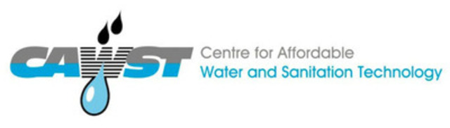 Centre for Affordable Water & Sanitation Technology (CAWST) (CNW Group/Centre for Affordable Water & Sanitation Technology (CAWST))