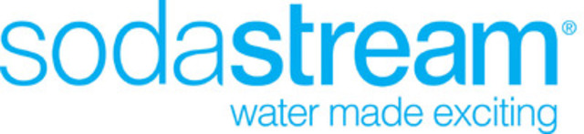 SodaStream® - water made exciting (CNW Group/SodaStream Canada)