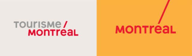 Logos de Tourisme Montréal (Groupe CNW/Tourisme Montréal)