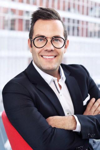 Jared Mackay, CRO, L'Oréal Canada (Groupe CNW/L'Oreal Canada Inc.)