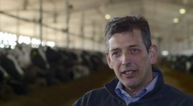 Meet the Keunen family in Kerwood, Ontario who are committed to producing high quality Canadian milk.