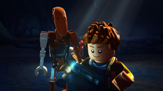 Photo credit: ™ & © The LEGO Group & Lucasfilm Entertainment Company Ltd. LLC. All rights reserved. (CNW Group/Disney XD)