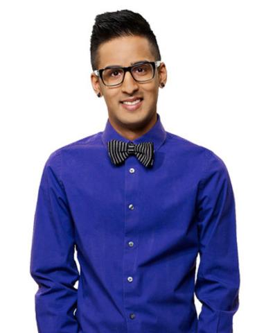 Big Brother Canada houseguest, Aneal Joshua Ramkissoon (CNW Group/SLICE)