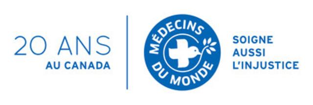 Logo : Médecins du Monde Canada (Groupe CNW/Médecins du Monde Canada)
